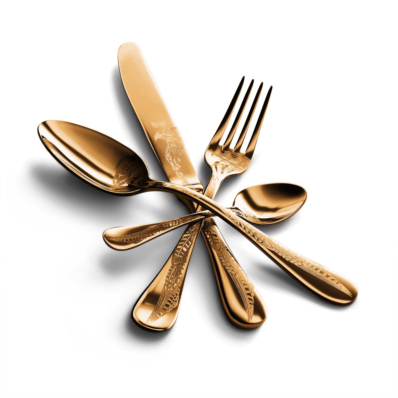 24-delig bestek Caccia Oro | 0799975830254