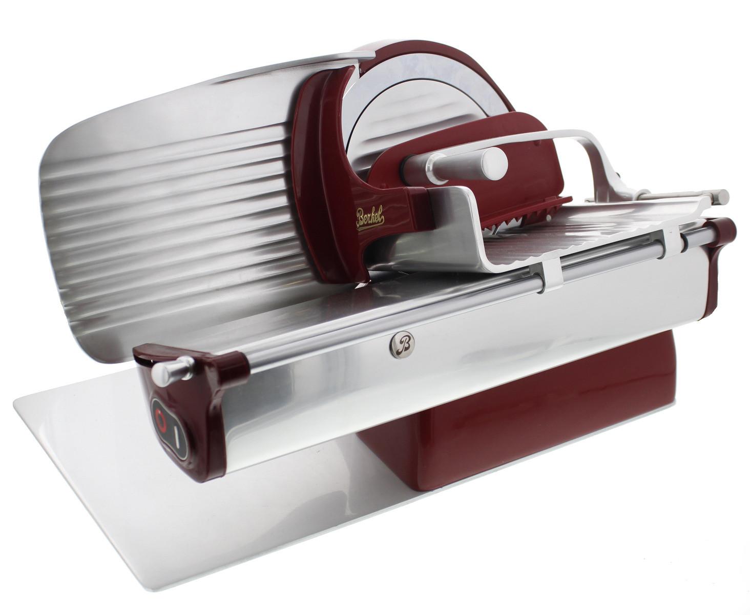 Keuken Trolley Keukenverlichting : Berkel red line 200 snijmachine ø 19 5 cm rood 8050040422609