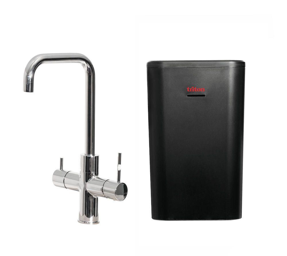 Triton Haaks – Kokend Water Systeem   Chroom      MKTRIHC