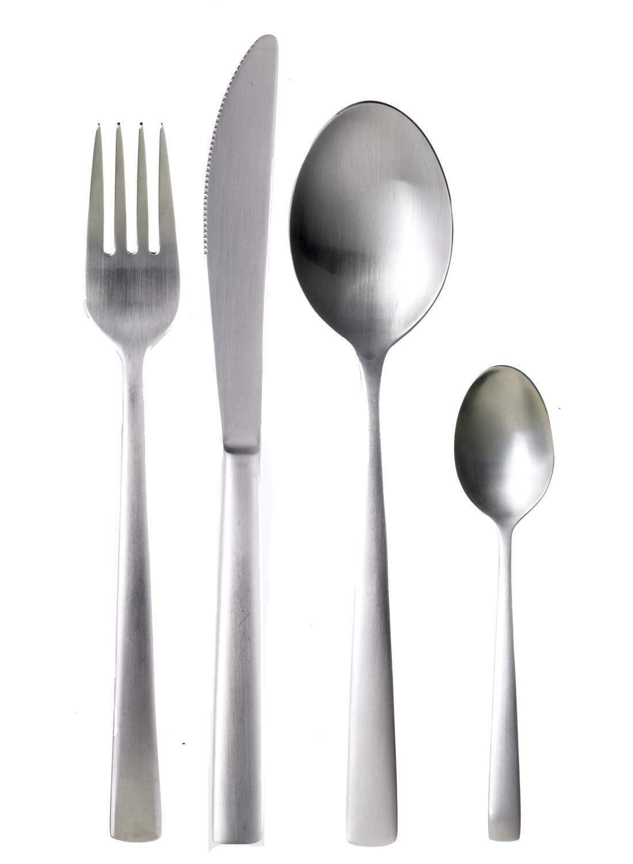 HEMA 16-delige Bestekset Oslo (zilver) | 8718161641322