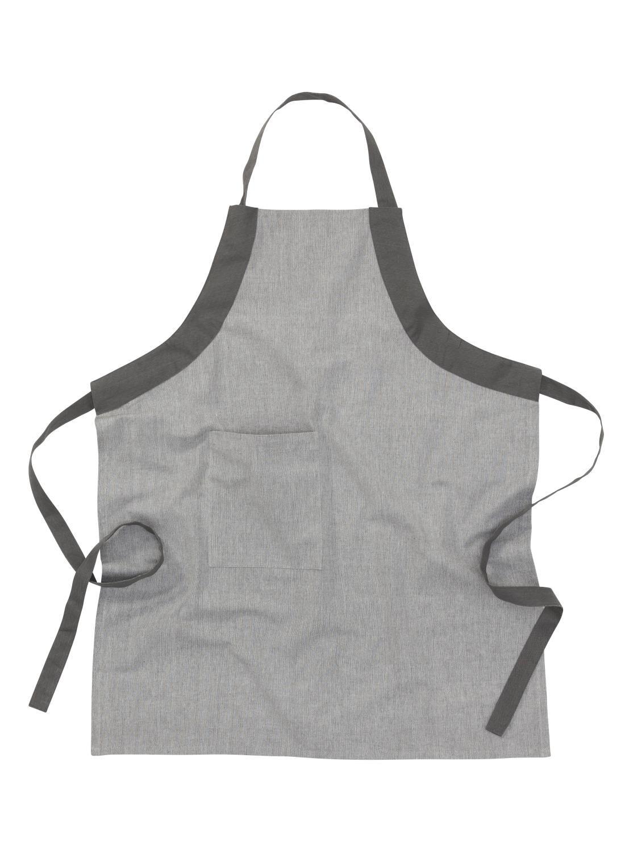 HEMA Keukenschort – Katoen – Grijs (grijs) | 8716618380060