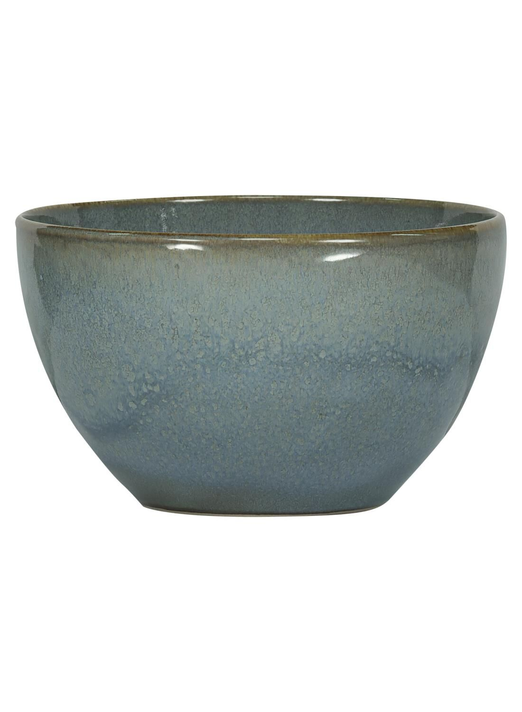 HEMA Schaal – 14 Cm – Porto – Reactief Glazuur – Blauw (blauw)   8718537492534
