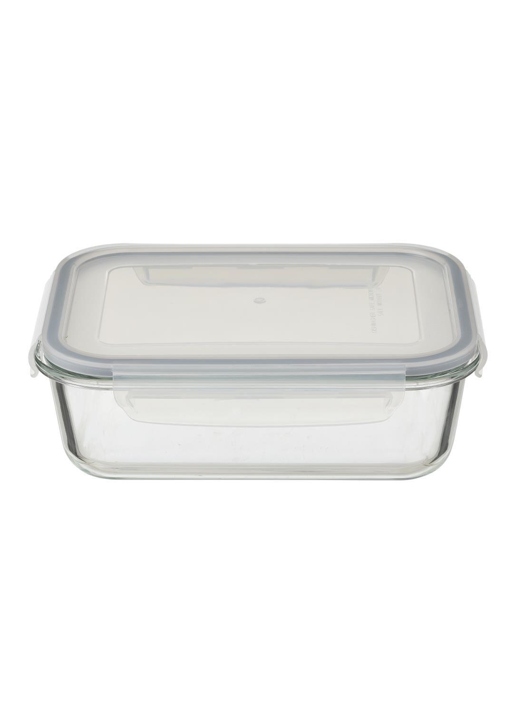 HEMA Glazen Clipdoos 1.5L (transparant) | 8718161966937