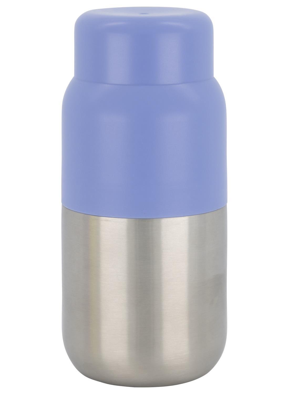 HEMA Isoleerfles 250ml Rvs Lichtblauw (blauw) | 8718537610747
