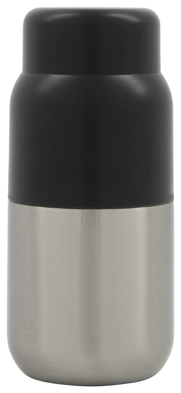HEMA Isoleerfles 250ml Rvs Zwart (zwart) | 8718537610716