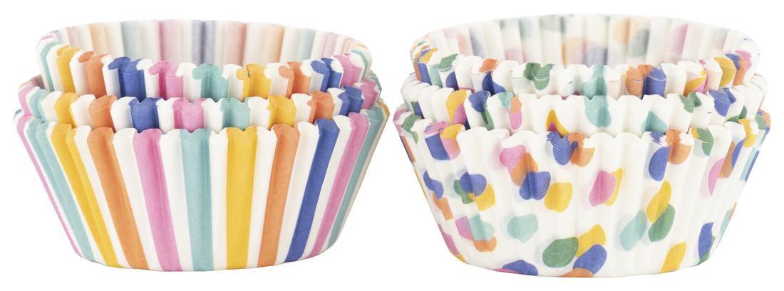 HEMA Muffinvormpjes – 150 Stuks (grijs) | 8718537746064
