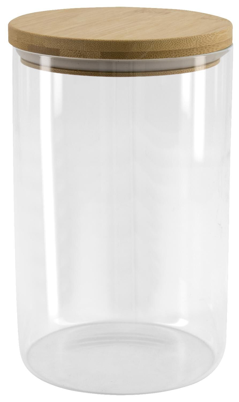 HEMA Voorraadpot Glas 1.7L Uni   8720354197165